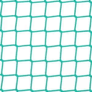 Siatka ze sznurka - ogrodzenie boiska szkolnego