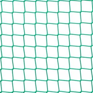 Siatki polipropylenowe - Ogrodzenie boiska piłkarskiego