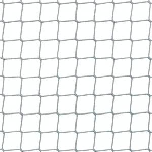 Piłkochwyty na boiska w szkole, mocna siatka