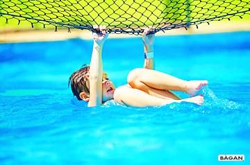 Siatka na basen, zabezpieczenie basenu