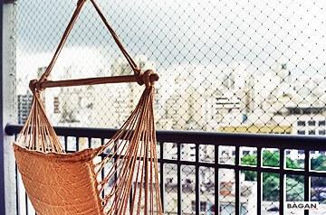 Siatka na balkon - zabezpieczenie balkonu siatką