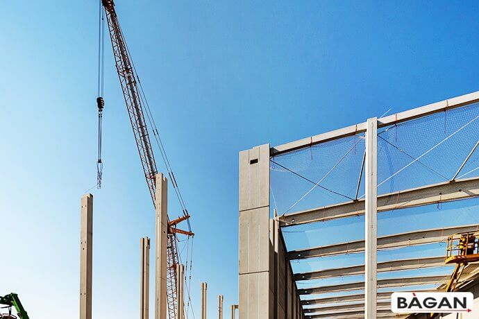 Siatka budowlana - zabezpieczenie dla pracowników budowlanych