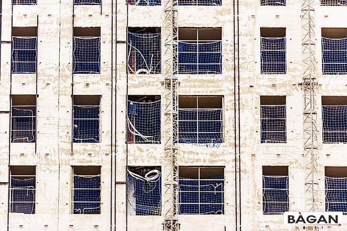 Wnęka okienna - siatka