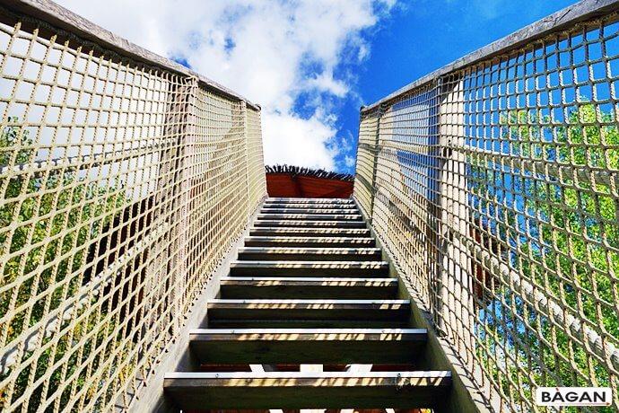 Siatki na balustrady i barierki