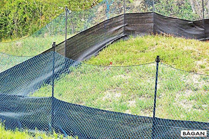 Siatki na ogrodzenie kur